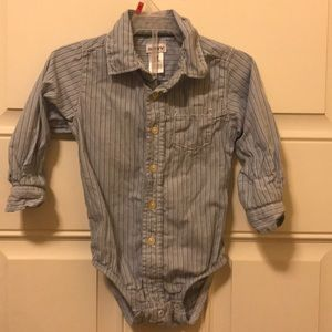 Carter's Shirts & Tops - Carter's brand Infant button down
